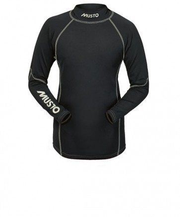 Musto Junior Long Sleeve Rash Guard