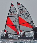 RS Tera Sailboat